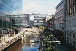 Aarhus River after restoration