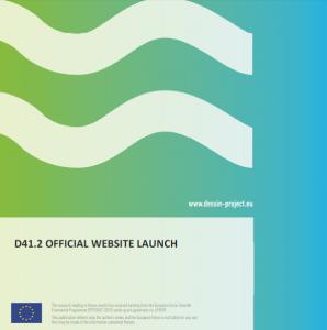 OFFICIAL WEBSITE LAUNCH (D41.2)