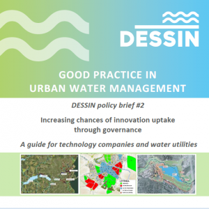 DESSIN Policy Brief 2 Increasing chances of innovation uptake through governance (D12.3)